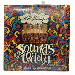 101 Strings Sounds Of Today S-5078 Vinyl 1967